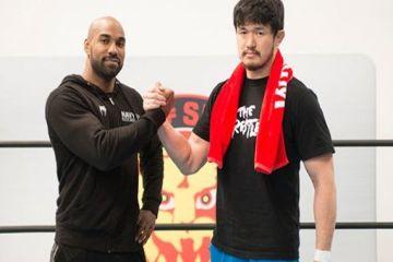 NJPW Shibata