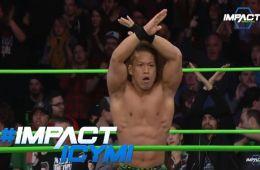 Taiji Ishimori en WWE