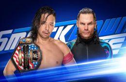WWE Smackdown Live 17 de Julio (Cobertura y resultados en directo)