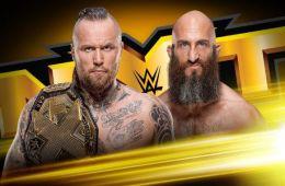 WWE NXT 25 de Julio (Cobertura y resultados en directo)