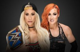 Becky Lynch se enfrentará a Carmella por el Smackdown Women's Championship en WWE Summerslam