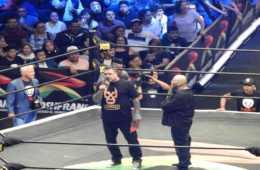 Vampiro reta a Konnan a una lucha donde el perdedor abandonará Triple A