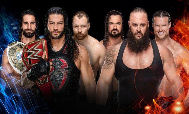 The Shield Super Show Down
