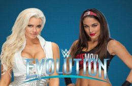 Evolution Brie Bella vs Maryse