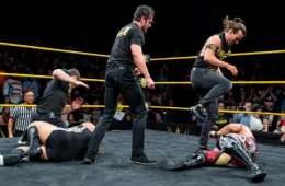 WWE NXT 19 de septiembre (Cobertura y resultados en directo)