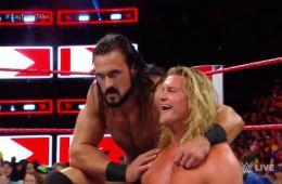 Dolph Ziggler y Drew McIntyre derrotaron a The Revival para retener los campeonatos por parejas de RAW