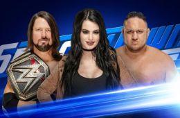 WWE Smackdown Live 2 de Octubre (Cobertura y resultados en directo)