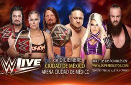 Ronda Rousey Mexico