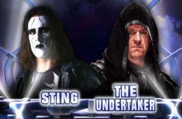 Sting vs Undertaker