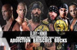 Resultados Ring of Honor