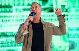 Shane McMahon regresa a Smackdown Live y anuncia un combate por el WWE Championship
