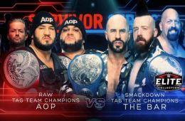 AOP vs The Bar Survivor Series