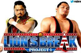 NJPW Lion´s Break Project