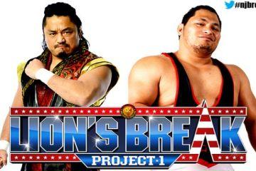 NJPW Lion´s Break Project