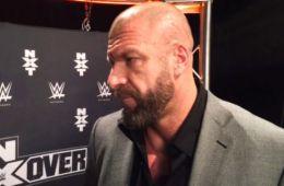 NXT Triple H