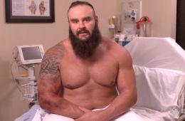 Braun Strowman empieza su rehabilitación