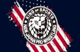 NJPW en Estados Unidos