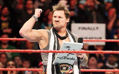 Jericho comenta el despido de Jimmy Jacobs
