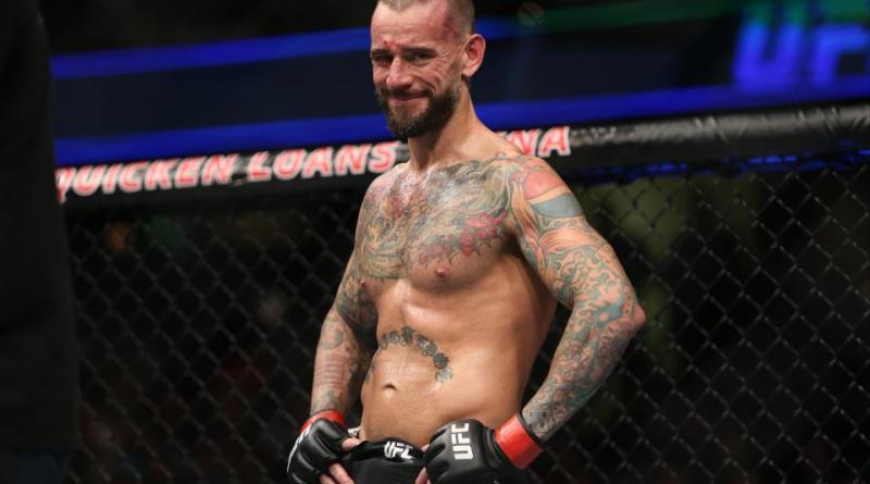 CM Punk en UFC