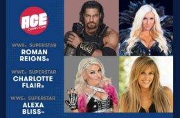 Primera aparición pública de Reigns tras su anuncio en WWE