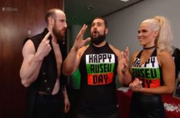Lana y Participantes para WWE Money in the Bank