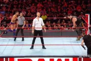 Braun Strowman se tomó su venganza