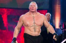 venció Brock Lesnar a Kane en menos de un minuto