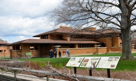 Buffalo's Martin House Complex a Legacy of  Frank Lloyd Wright's  Architectural Masterpiece