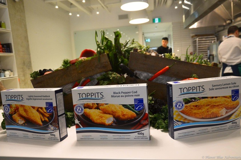 Review:  Toppits Foods Launches Gluten-Free Breaded Fish Fillets Line (Recipes Incl.)