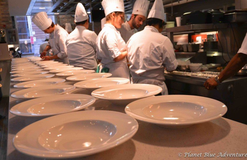 """""""Trending Now"""" Dinners at George Browns' The Chefs House"""