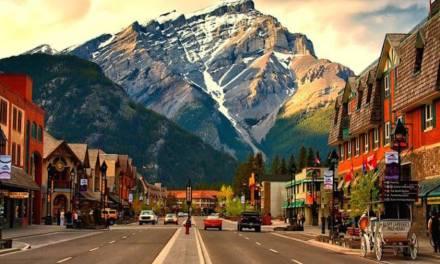 Springtime in Banff – Shine On!