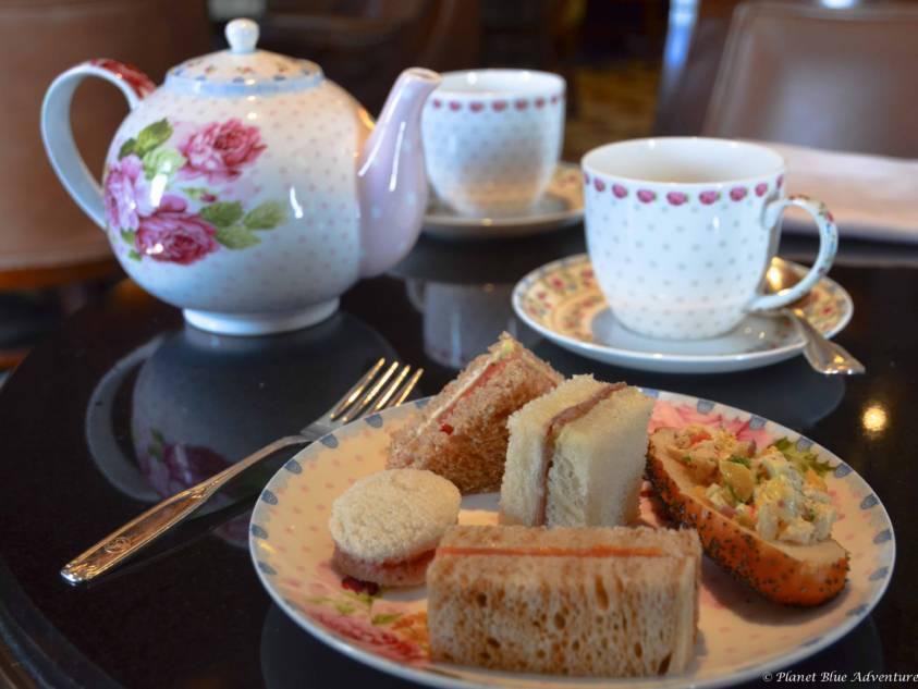 Royal Afternoon Tea – Fairmont Royal York