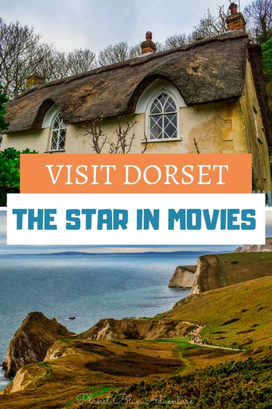 Dorset - England's Main Star in Movies PIN 2