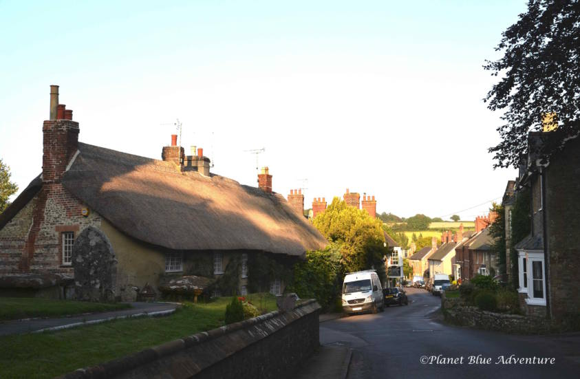 Dorset Evershot Village