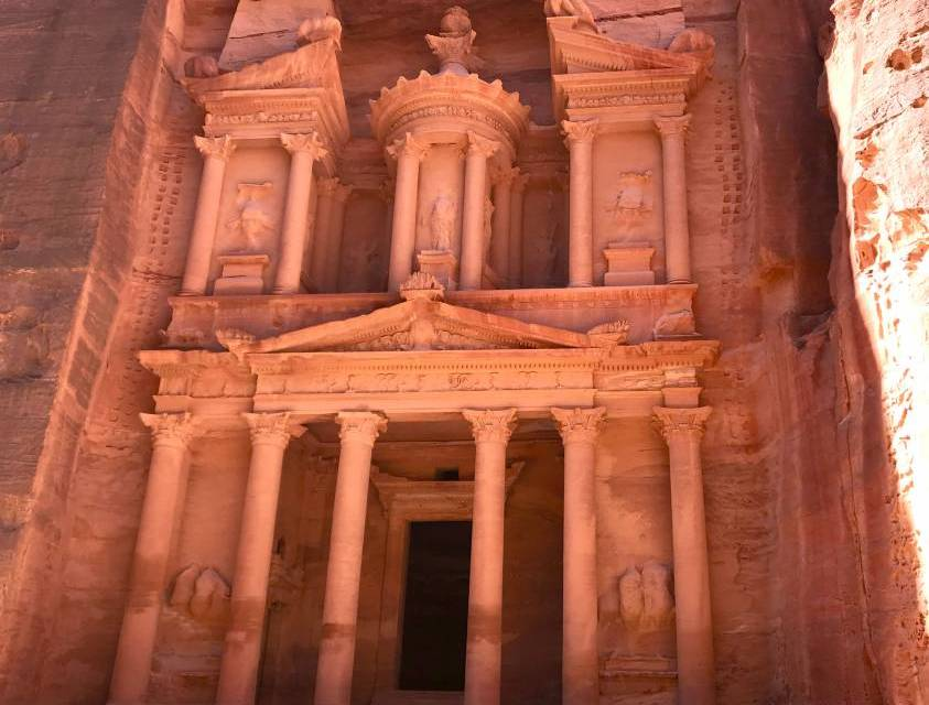 Petra Jordan's Jewel in The Crown