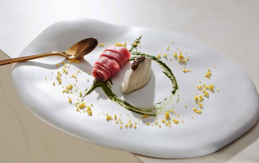 Toronto's First Michelin Starred Restaurant Don Alfonso 1890