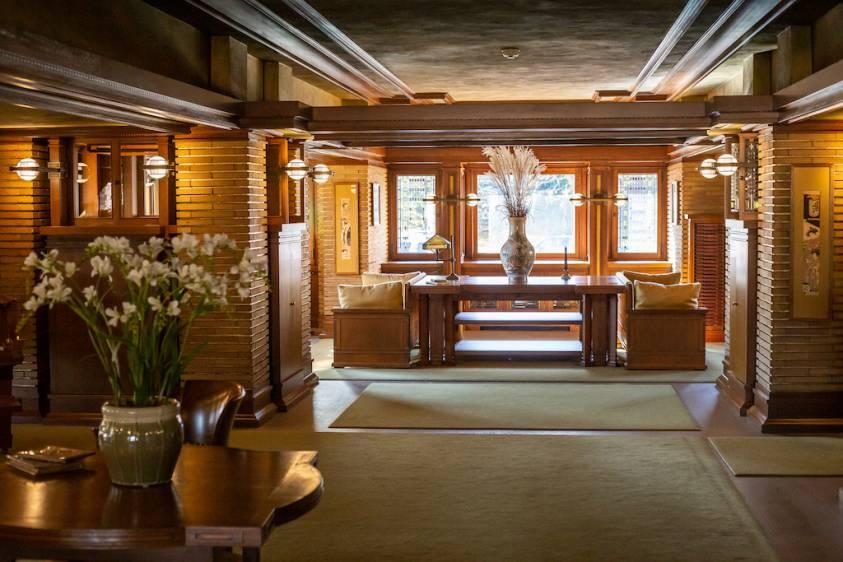 Buffalo Frank Lloyd Wright Martin House2