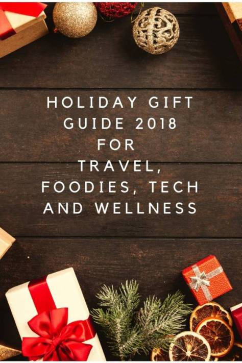 Holiday Gift Guide 2018 Pinterest