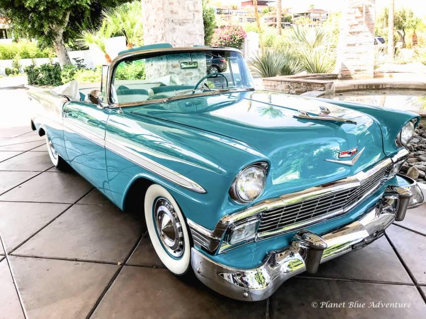The Scott Resort Vintage Car