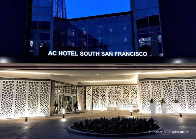 San Mateo County AC Hotel Oyster Bay