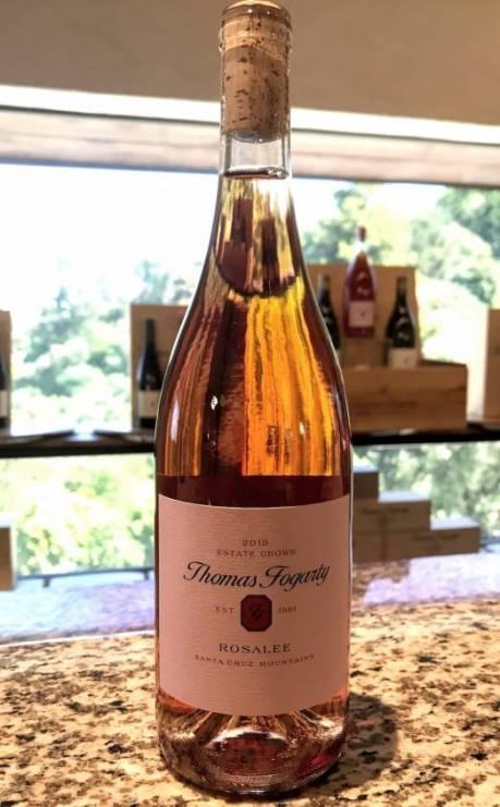 San Mateo County Thomas Fogarty Winery
