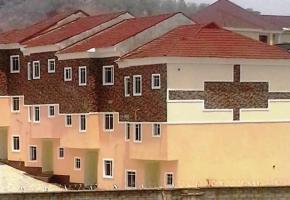 For Sale, 4 Units of 4 bedroom terrace duplex Gudu. Behind Apo legislative quaters, Abuja