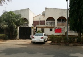 Forsale Two Units of 4bedroom Twin Duplex in Maitama. Best DEAL NOW 350m Offer!!