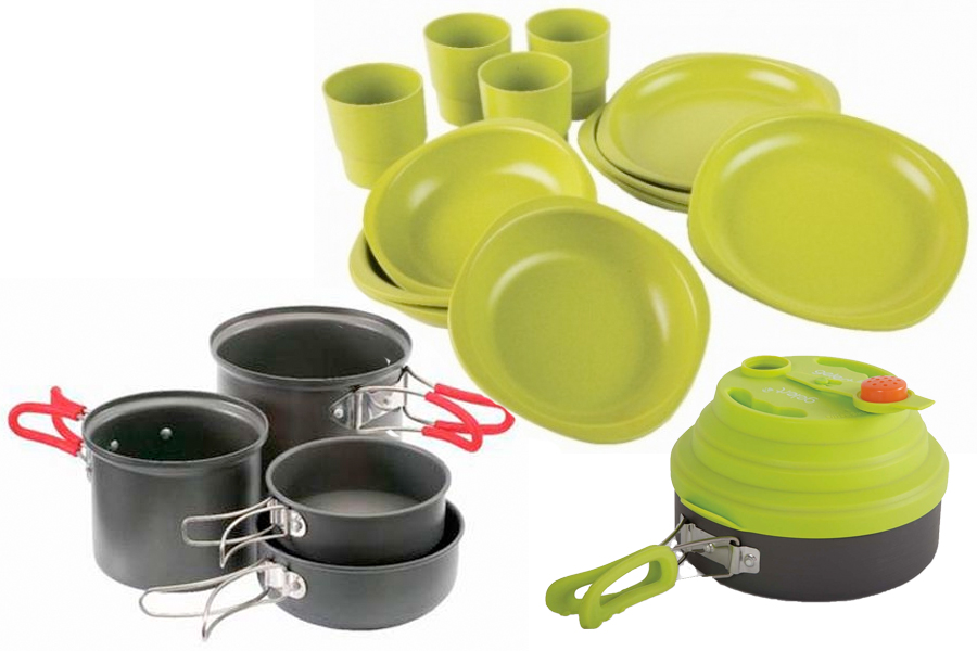 Gelert Cookset Bundle