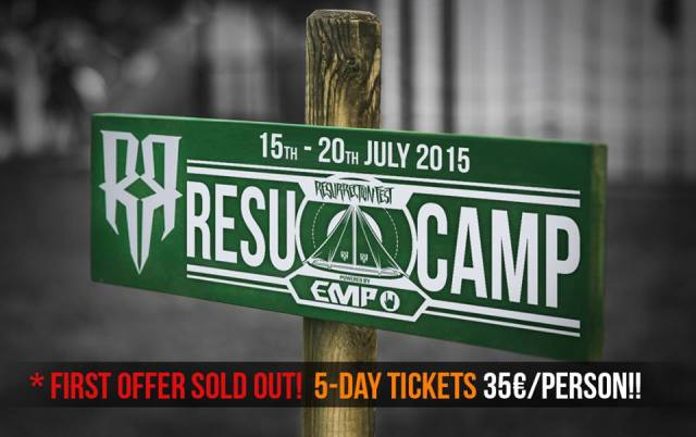 resucamp sold out