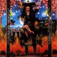 STEVE VAI.-  Passion and warfare