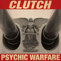 CLUTCH.- Psychic warfare