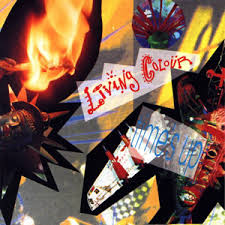 LIVING COLOUR.- Time's Up