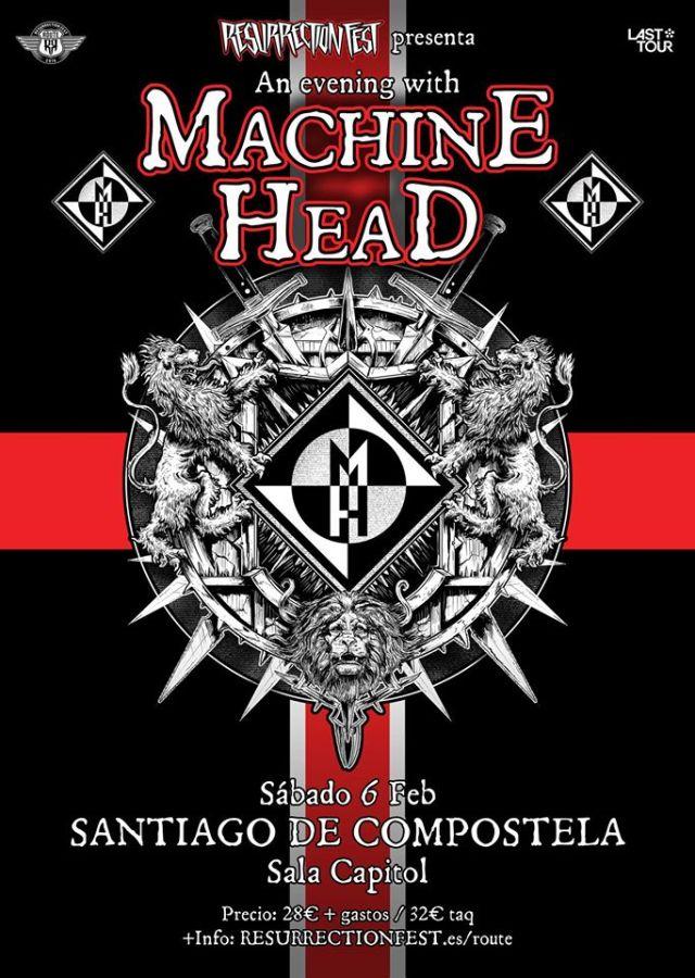 Machine Head Resurrection