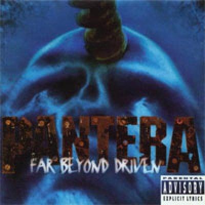 PANTERA.- Far Beyond Driven